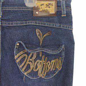 Apple Bottoms Jeans - Apple Bottoms Women's 15/16 Denim Stretch Jeans